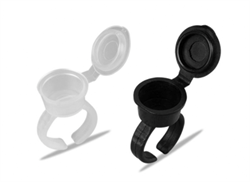 Контейнеры-кольца с колпачками для пигментов - фото 6395