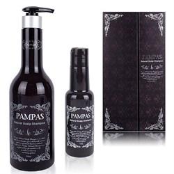 """PAMPAS"" Набор шампуней (550 мл + 170 мл) - фото 6906"