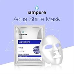 iampure маска с интенсивным увлажнением - фото 6977
