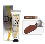 Dr. Drawing Embo Пигмент для татуажа (Light Brown), 10г