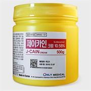 J-CAIN cream 500 г 10.56%