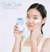 Chok Chok Moisturizing Cleansing Lab, Портативное мыло, 10шт