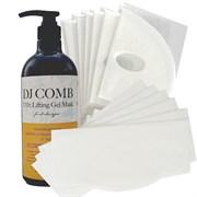 DJ COMB карбокситерапия 1л геля + 40 масок на лицо и шею (на 40 процедур)
